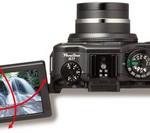 Canon PowerShot G11のバリアングル液晶モニタは面白い