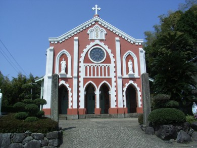 宝亀カトリック教会