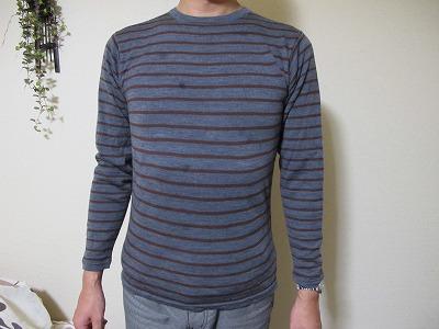 縮んだセーターを伸ばす方法
