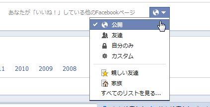 Facebookの外部サイトに設置されたいいねボタンの動作について検証